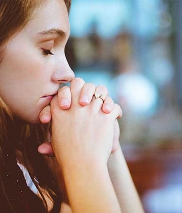 """Tened confianza; preservad en la oración y Cristo os pacificará """"Padre Caffarel"""""""